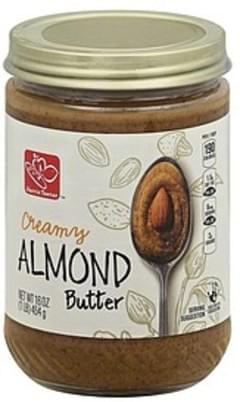 Harris Teeter Almond Butter Creamy