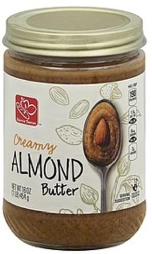 Harris Teeter Creamy Almond Butter - 16 oz