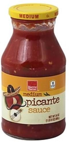 Harris Teeter Picante Sauce Medium