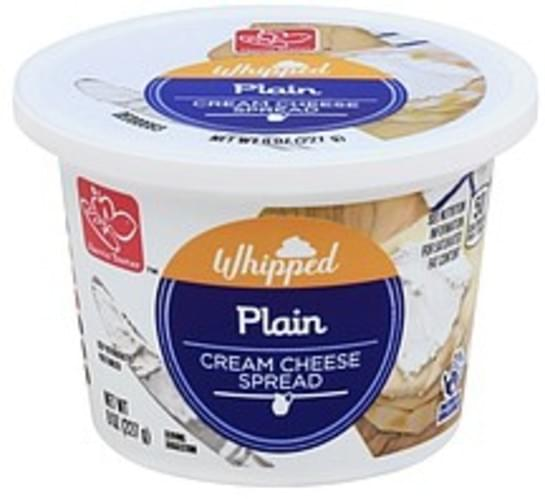 Harris Teeter Whipped, Plain Cream Cheese Spread - 8 oz
