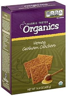 Harris Teeter Graham Crackers Honey