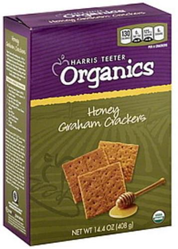 Harris Teeter Honey Graham Crackers - 14.4 oz