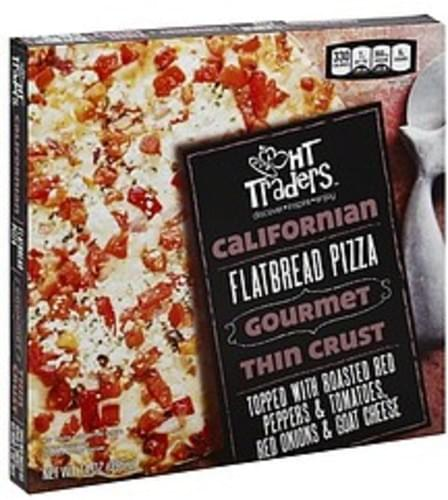 HT Traders Flatbread, Thin Crust, Californian Pizza - 14 oz