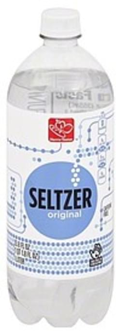 Harris Teeter Seltzer Original