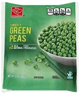 Harris Teeter Green Peas Sweet