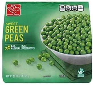Harris Teeter Green Peas Sweet