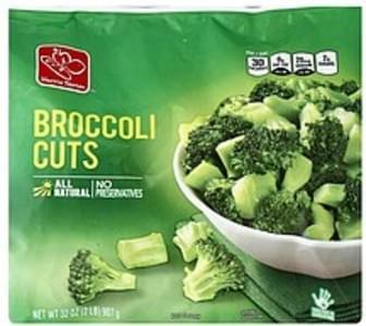 Harris Teeter Broccoli Cuts