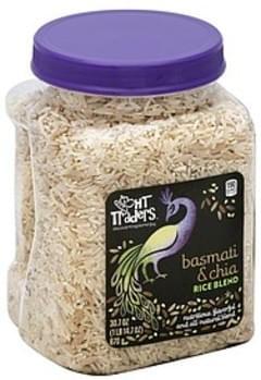 HT Traders Rice Blend Basmati & Chia
