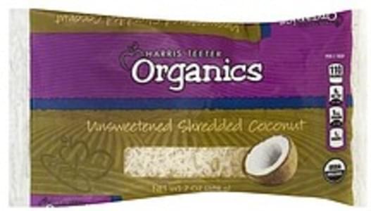 Harris Teeter Coconut Unsweetened, Shredded