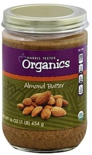 Harris Teeter Almond Butter - 16 oz