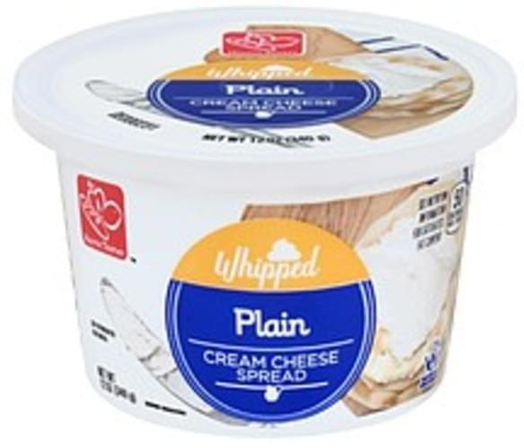 Harris Teeter Plain, Whipped Cream Cheese Spread - 12 oz