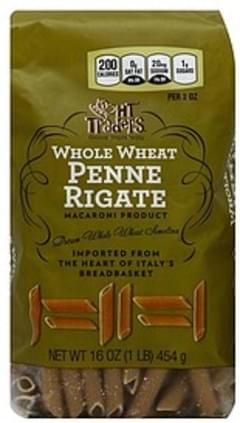 Harris Teeter Penne Rigate Whole Wheat