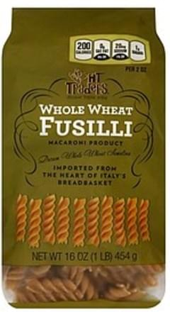 HT Traders Fusilli Whole Wheat