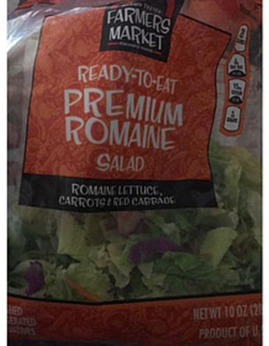 Harris Teeter Farmers Market Romaine Salad - 85 g
