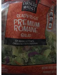 Harris Teeter Farmers Market Romaine Salad