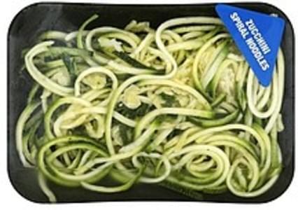 Harris Teeter Spiral Noodles Zucchini