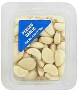 Harris Teeter Garlic Peeled