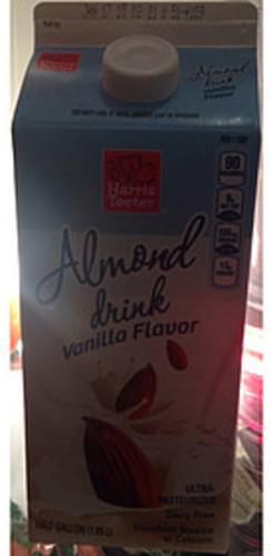 Harris Teeter Vanilla Almond Drink - 240 ml