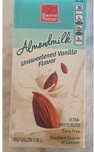 Harris Teeter Almondmilk Unsweetened Vanilla