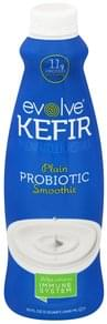 Evolve Kefir Probiotic Smoothie Plain