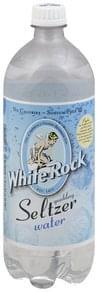 White Rock Seltzer Water Sparkling