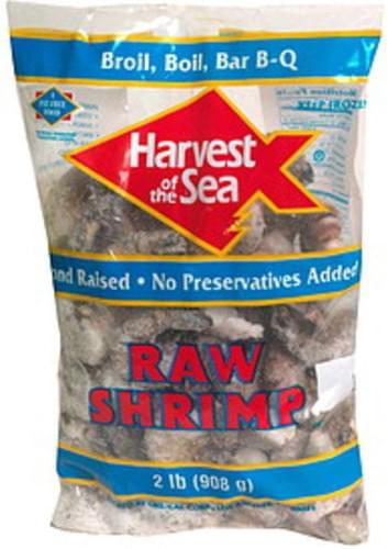 Harvest Sea Raw Shrimp - 2 lb