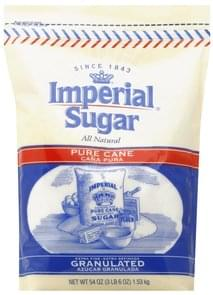 Imperial Sugar Pure Cane, Granulated