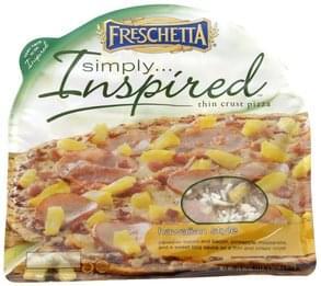 Freschetta Pizza Hawaiian Style, Thin Crust