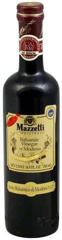 Mazzetti Balsamic, of Modena Vinegar - 16.9 oz
