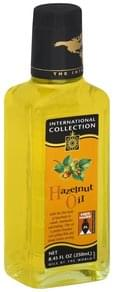 International Collection Oil Hazelnut