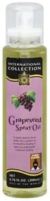 International Collection Spray Oil Grapeseed