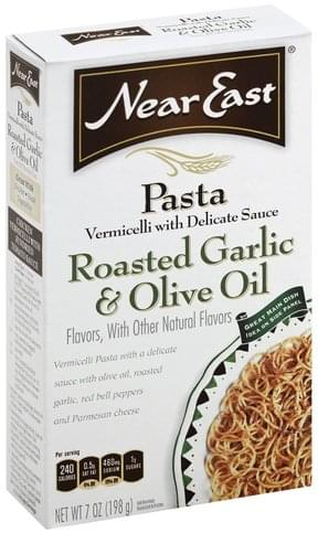 Near East Roasted Garlic & Olive Oil Pasta - 7 oz