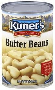 Kuners Butter Bean