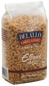 Delallo Elbows No. 52