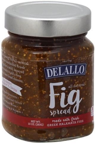 DeLallo Fig Spread - 10 oz