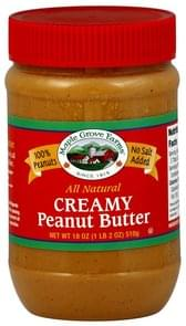 Maple Grove Farms Peanut Butter Creamy