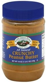 Maple Grove Farms Peanut Butter Crunchy