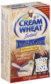 Cream Of Wheat Hot Cereal Instant, Whole Grain