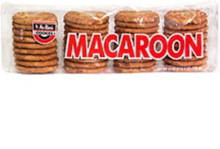 Mrs Alisons Macaroon Cookies