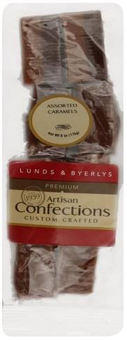 Lunds & Byerlys Assorted Caramels - 6 oz