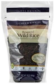 Lunds & Byerlys Wild Rice Roasted