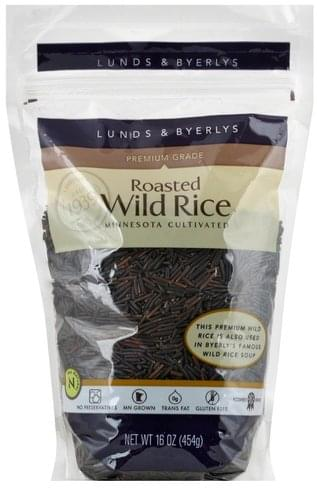 Lunds & Byerlys Roasted Wild Rice - 16 oz