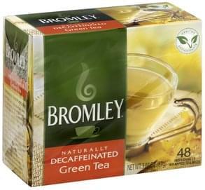 Bromley Green Tea Decaffeinated