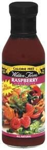 Walden Farms Vinaigrette Raspberry