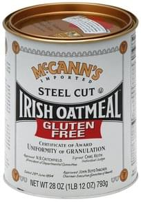 McCanns Oatmeal Irish, Steel Cut