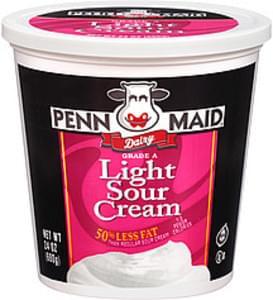 Penn Maid Sour Cream Light