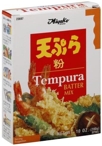 Miyako Tempura Batter Mix - 10 oz