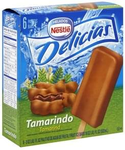 Nestle Fruit Ice Bars Tamarind
