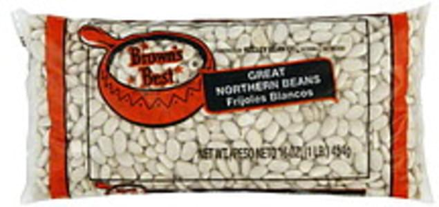 Browns Best Great Northern Beans