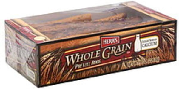 Herrs Pretzel Rods Whole Grain